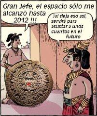 El Fin del Mundo según los mayas