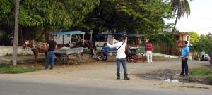 Hace algún tiempo los cocheros en Cienfuegos incluso se fueron a la huelga para exigir mejoras en sus condiciones de trabajo y rebajas a sus impuestos.