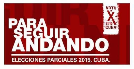 Elecciones en Cuba 2015